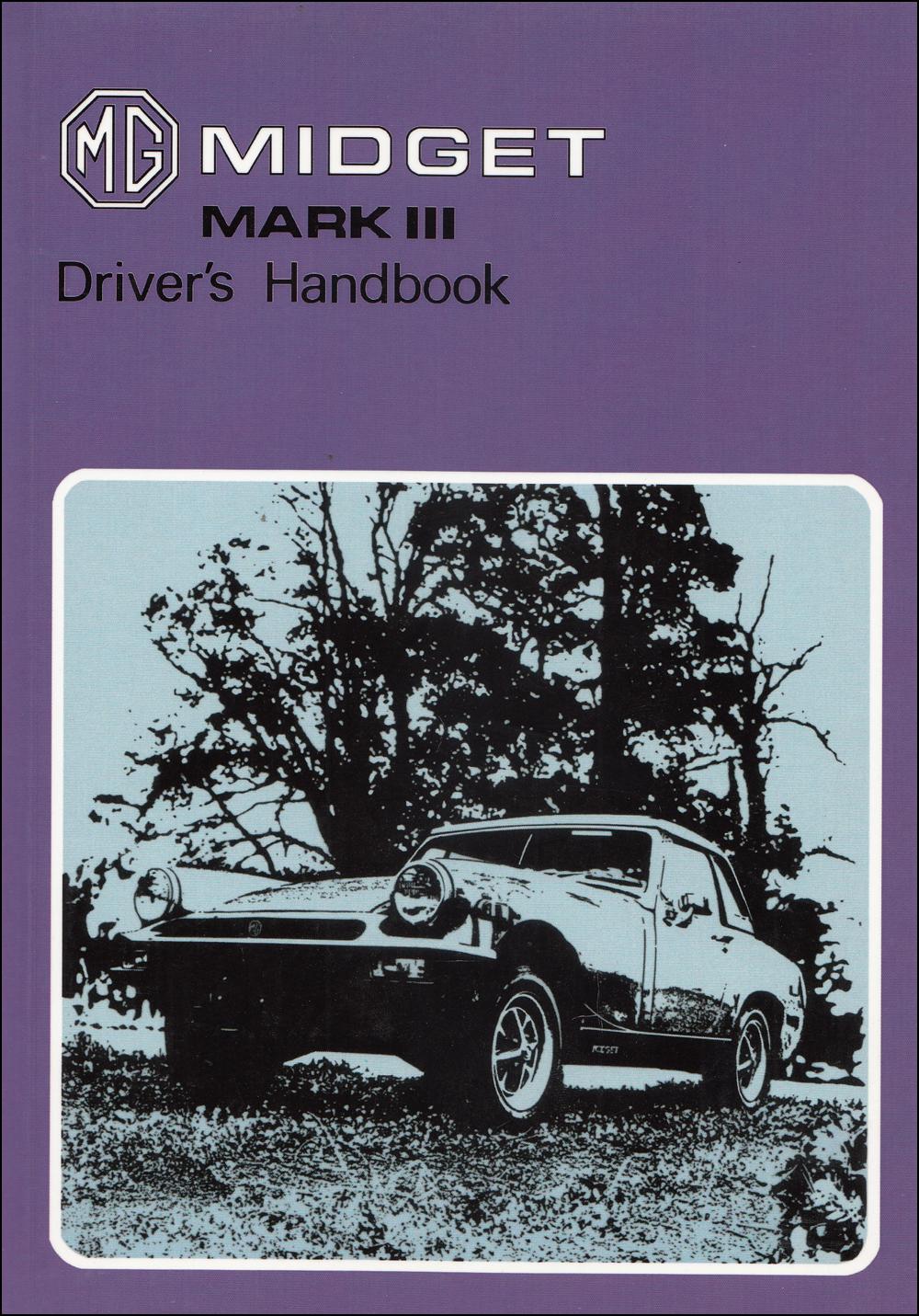 medium resolution of 1975 1978 mg midget us owner s manual reprint