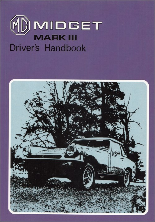 small resolution of 1975 1978 mg midget us owner s manual reprint