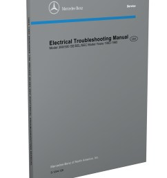1991 350sdl engine diagram wiring diagram repair guides1981 1991 mercedes 126 a c u0026 heater [ 1000 x 1300 Pixel ]