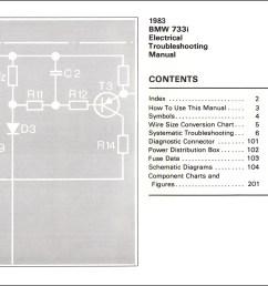 1983 bmw 733i electrical troubleshooting manual 733 i wiring diagram1983 bmw 733i electrical troubleshooting manual 733 [ 1297 x 1000 Pixel ]