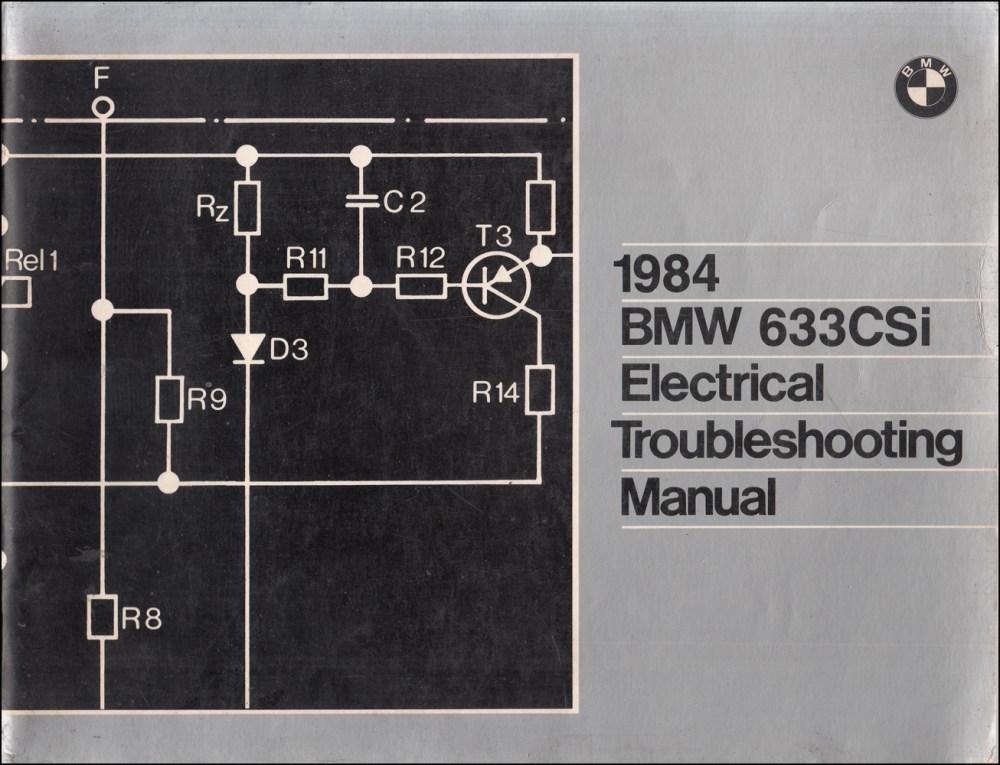 medium resolution of 1984 bmw wiring diagram