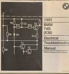 1995 bmw 740i electrical troubleshooting manual [ 1038 x 1000 Pixel ]