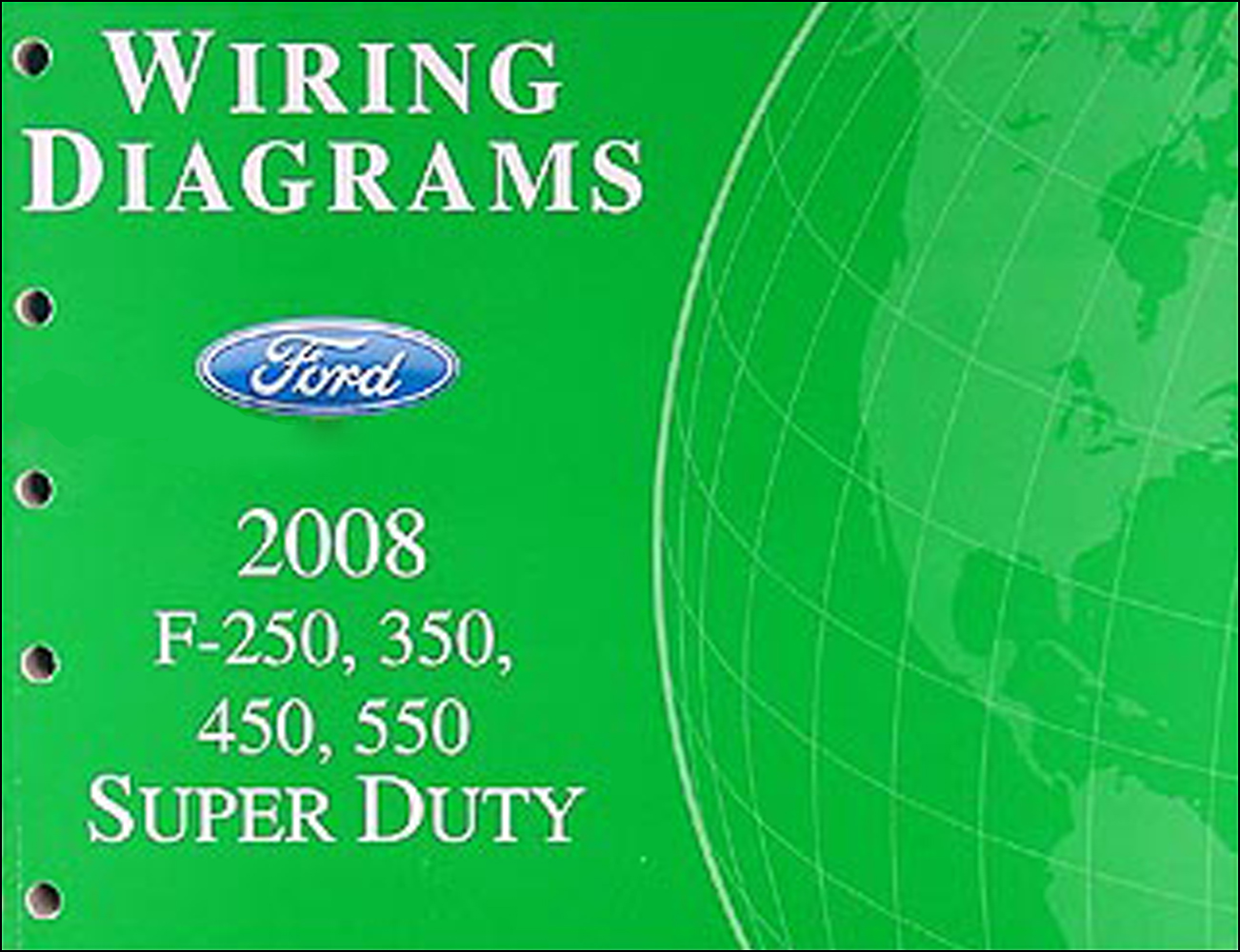 hight resolution of 2008 ford f 250 thru 550 super duty wiring diagram manual original 2008 ford f250 trailer wiring diagram 2008 ford f250 wiring diagram