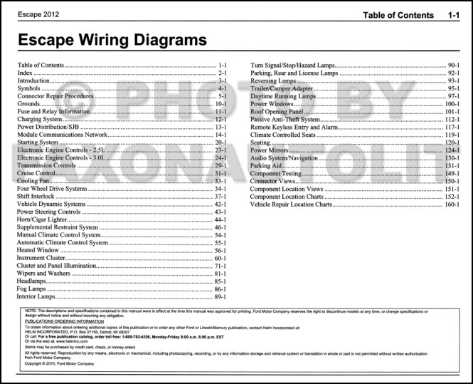 ford escape wiring diagram wiring diagram 2008 ford escape fuse diagram wiring diagrams