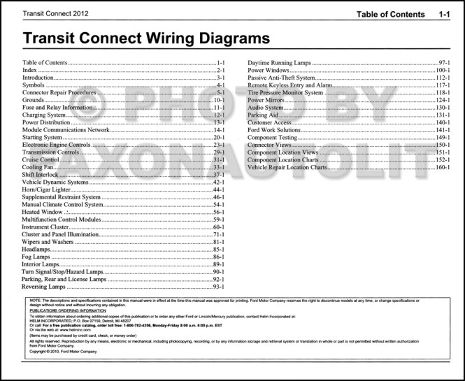 ford transit connect wiring diagram wiring diagram ford transit connect wiring diagram and hernes