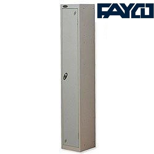 1 Door Locker ACTIVECOAT W305xD305xH1780mm Silver Body & Door Price: €79.99 Ex VAT Ex Works
