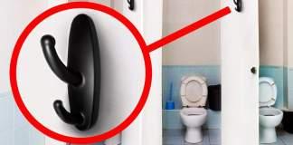Halka Açık Tuvalette Bunu Görürseniz Hemen Dışarı Çıkıp Polisi Arayın!
