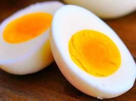 Haşlanmış Yumurta Diyeti ile Kilo Verin!