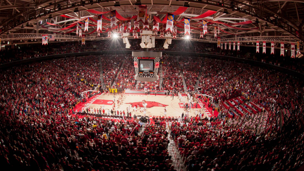 Image result for bud walton arena