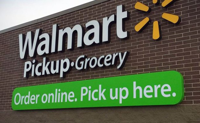 Walmart Expands Online Grocery Pickup To Fayetteville
