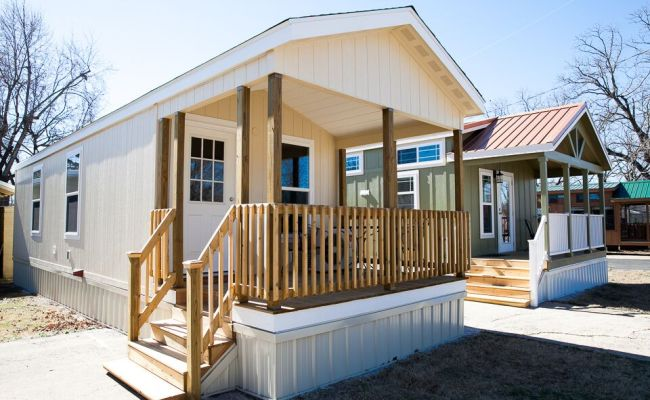 Ad Eagle Homes On Olive Is The First Tiny Homes Community