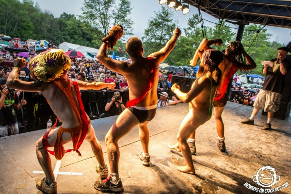 """The Juggalos Who """"Clown"""" With Us (With They Speedos On)"""