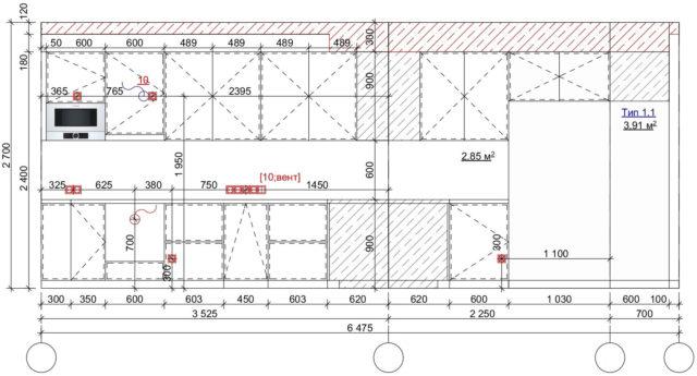 Планирование и размещение розеток при ремонте квартиры в новостройке