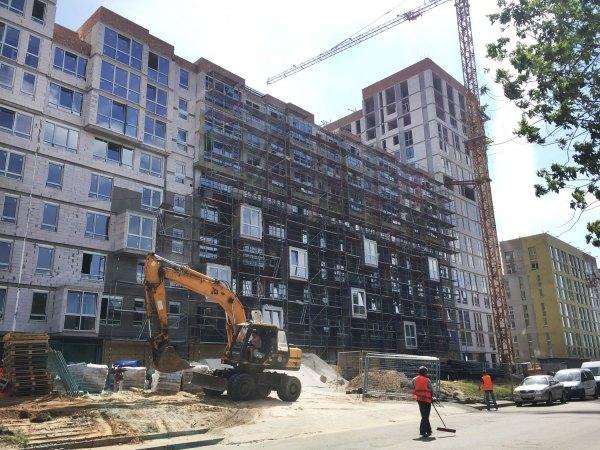 В начале 2019 года объёмы строительства в Украине выросли на 17%