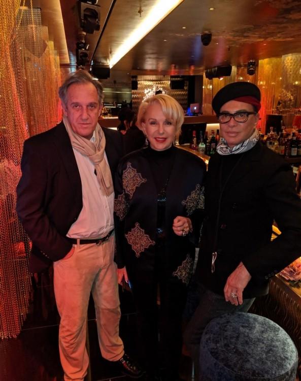 Το Pre-Opening Party του νέου εστιατορίου Zuka Athens