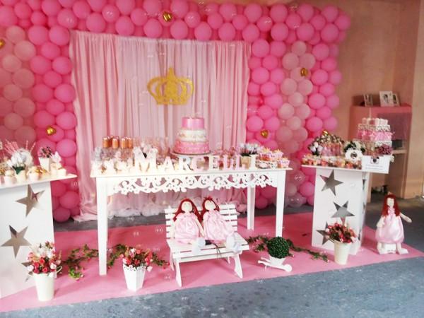 Tema Princesa  Festa do Leitor