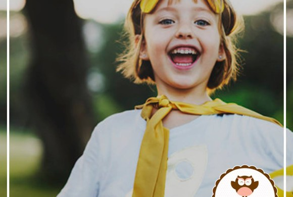 Quer uma criança feliz?