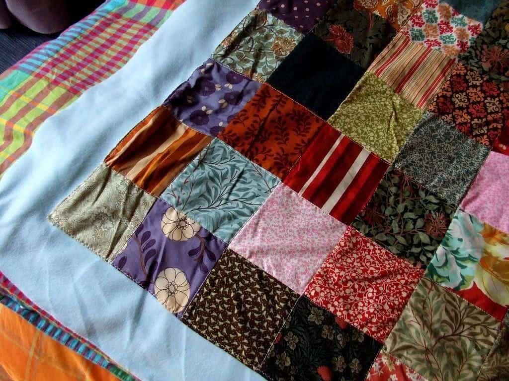 A Tcnica do patchwork  FazFcil