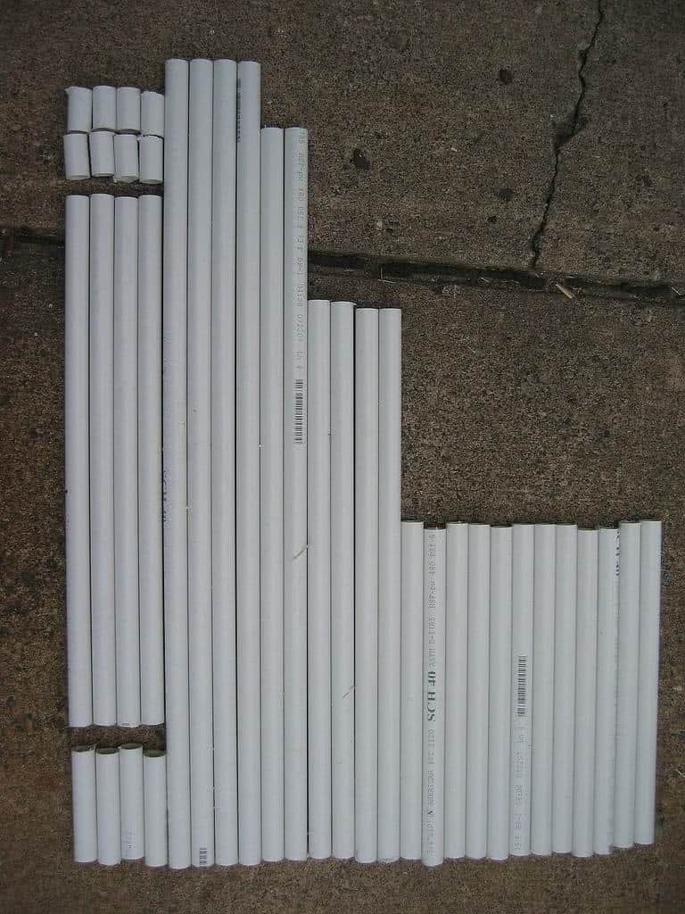 Duvidas sobre Canos e encanamento de PVC  FazFcil