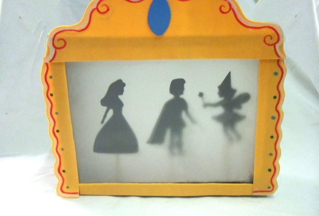 Como Fazer um Teatro de Sombras a partir de uma Caixa de