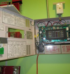 in july of 2005 i bought a simplex 4001 fire alarm control panel facp on ebay the main purpose of this device is to alert people in a public building of  [ 1024 x 768 Pixel ]