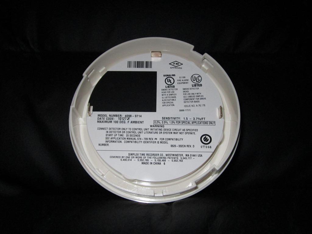 simplex duct detector wiring diagram marlin model 336 parts 4098 9714 smoke diagrams