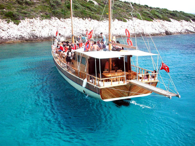 Boat Tour In Bodrum Turkey Travel Guide