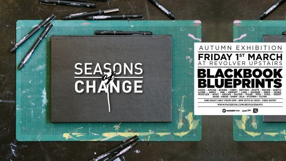 Season of Change #31 - Blackbook Blueprints