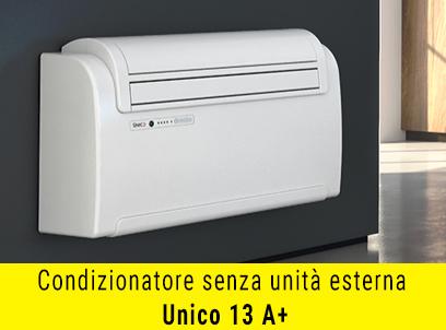 Condizionatore senza unit esterna Unico Inverter 13 A