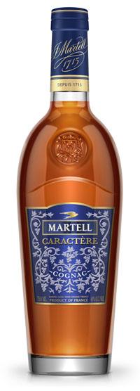 Martell Caractere New Bottle Shot 070313