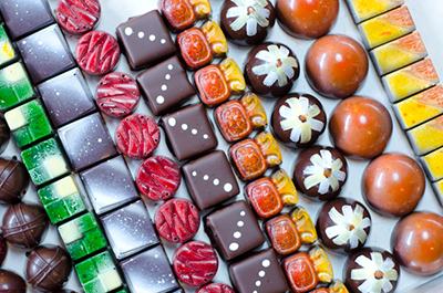 Chocolate Maker Hallot Parson and Chocolatier Danielle Centeno o