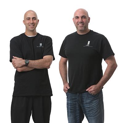 David and Matthew Medure