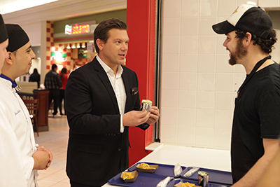 Tyler Florence Returns To Help Culinary Entrepreneurs Compete For