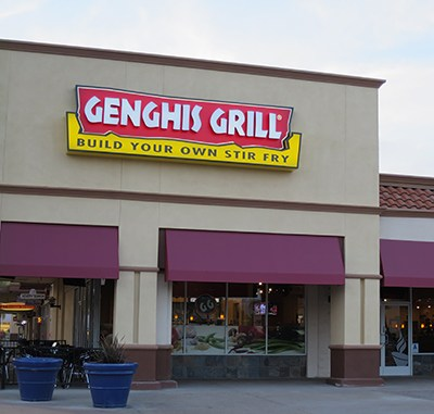 Genghis Grill Invades California With First Location Food