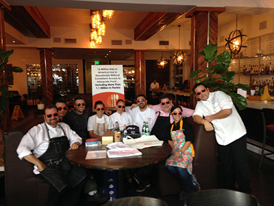 Chefs Roundtable at TOTN kick-off event at Tongue & Cheek  RESIZED