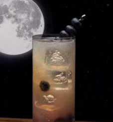 Brockman's Summer Full Moon Cocktail