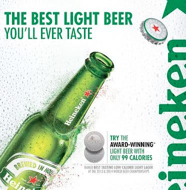 Heineken Light To Expand Reach Through Tasting Light Program Food Beverage Magazine