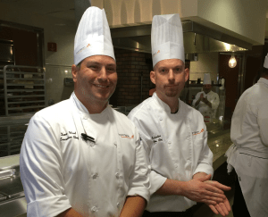 Food Fight Top two finalists