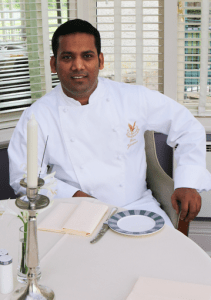 Gleneagles Hotel's new Resort Head Chef - Ram Jalasutram