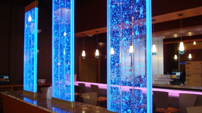 Luxury indoor fountains impress your customers with a - Indoor wall water features ...
