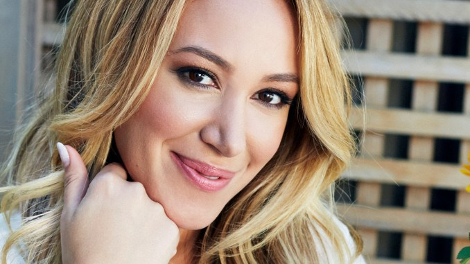 HAYLIE DUFF: Star of \