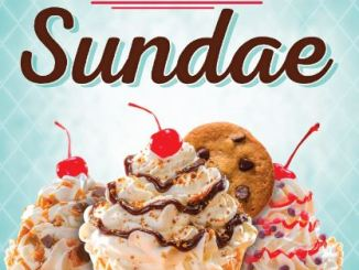Walk Away Sundae