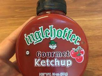 ingle hoffer Gourmet Ketchup