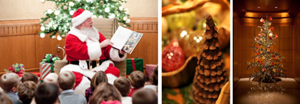 Umstead Unveils Plans for Holiday Season