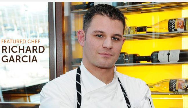 Chef Richard Garcia