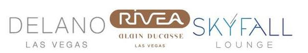 Revered Chef Alain Ducasse Debuts Rivea and Skyfall Lounge at Delano Las Vegas