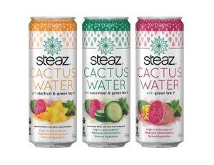 Steaz Cactus Water