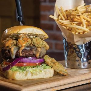 Walk ons limited-time Burger of the Month will only be around till March