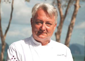 Chef Conny Andersson