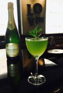 QT Sydney Hotel Champagne -Slider